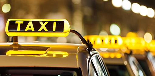 taxi nemen