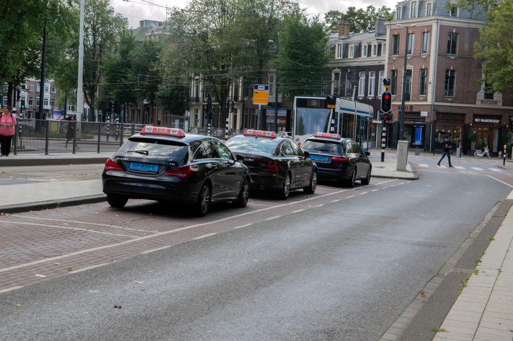 taxi wassenaar